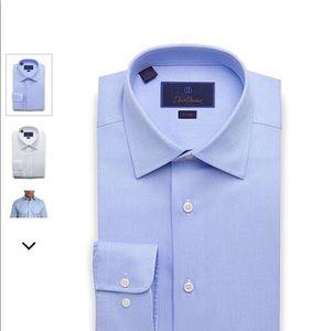 David Donahue button down men's shirt